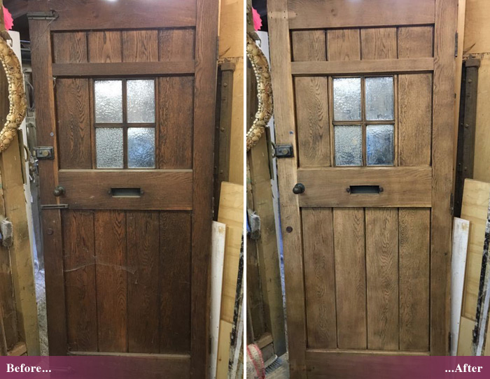 Herts Doorstripping