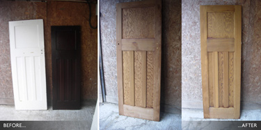 Door stripping - London, Herts, Beds, Bucks