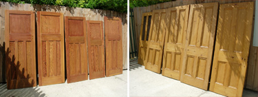 Doorstripping - London, Herts, Beds, Bucks